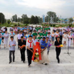 31st batch of campers Songdowon International Children's Camp