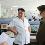 Kim Jong Un Provides Field Guidance to Paektusan Architectural Institute