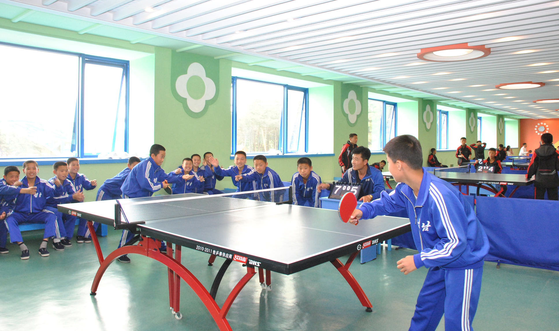 Songdowon International Children S Camp Rooms