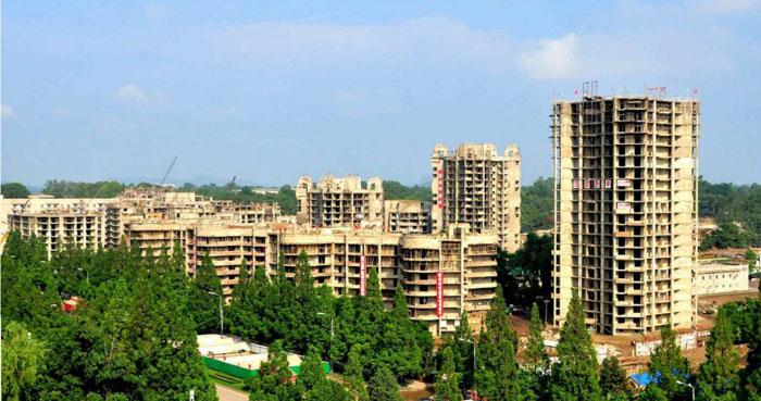 Ryomyong Street Construction Site, Pyongyang
