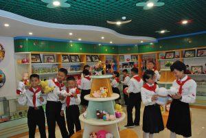 Songdowon International Children's Camp