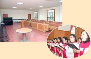 Pongsu Church, Pyongyang
