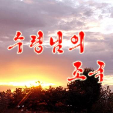 Leader's Fatherland «수령님의 조국» - cover