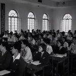 Studying at the Kim Il Sung University