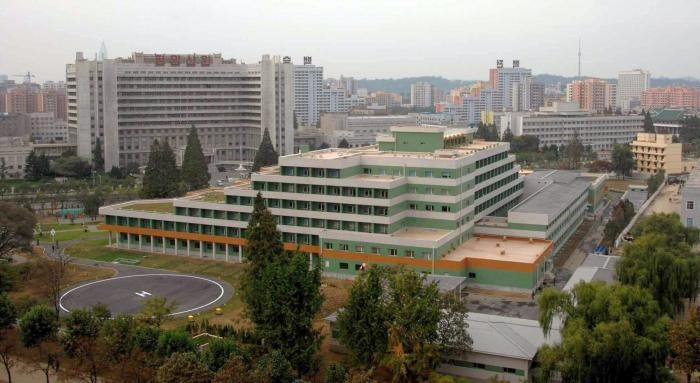 Okryu Children's Hospital