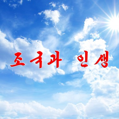 Homeland And Life «조국과 인생» - cover