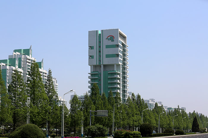 Ryomyong Street Hotel