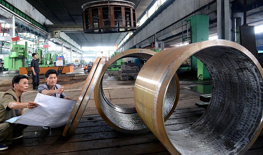 The Taean Heavy Machine Complex