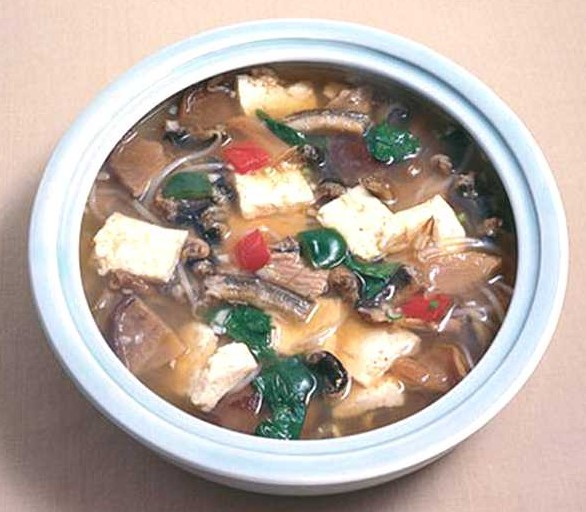 Loach soup of Kaesong City