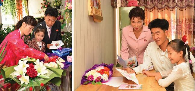 Choe's children express their respect and love for the mother